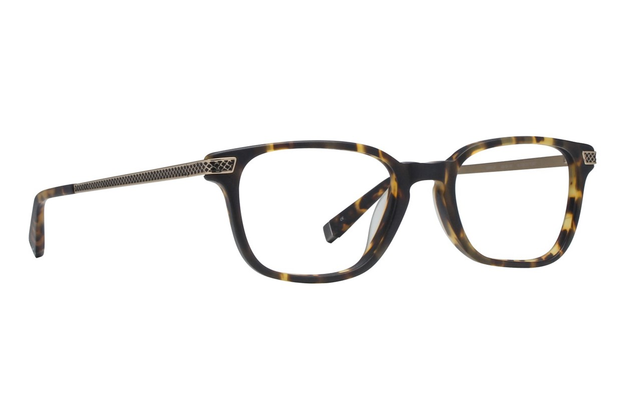 John Varvatos V348 Tortoise Eyeglasses