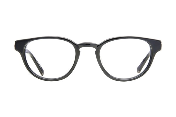 John Varvatos V353 Eyeglasses - Black