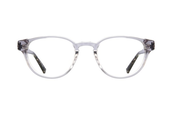 John Varvatos V353 Eyeglasses - Clear