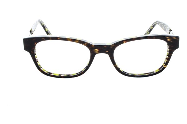 Vanni V1912 Brown Eyeglasses