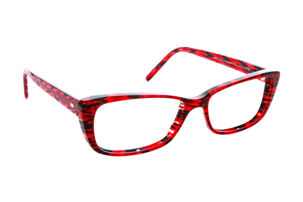 Vanni V1915 Red Eyeglasses