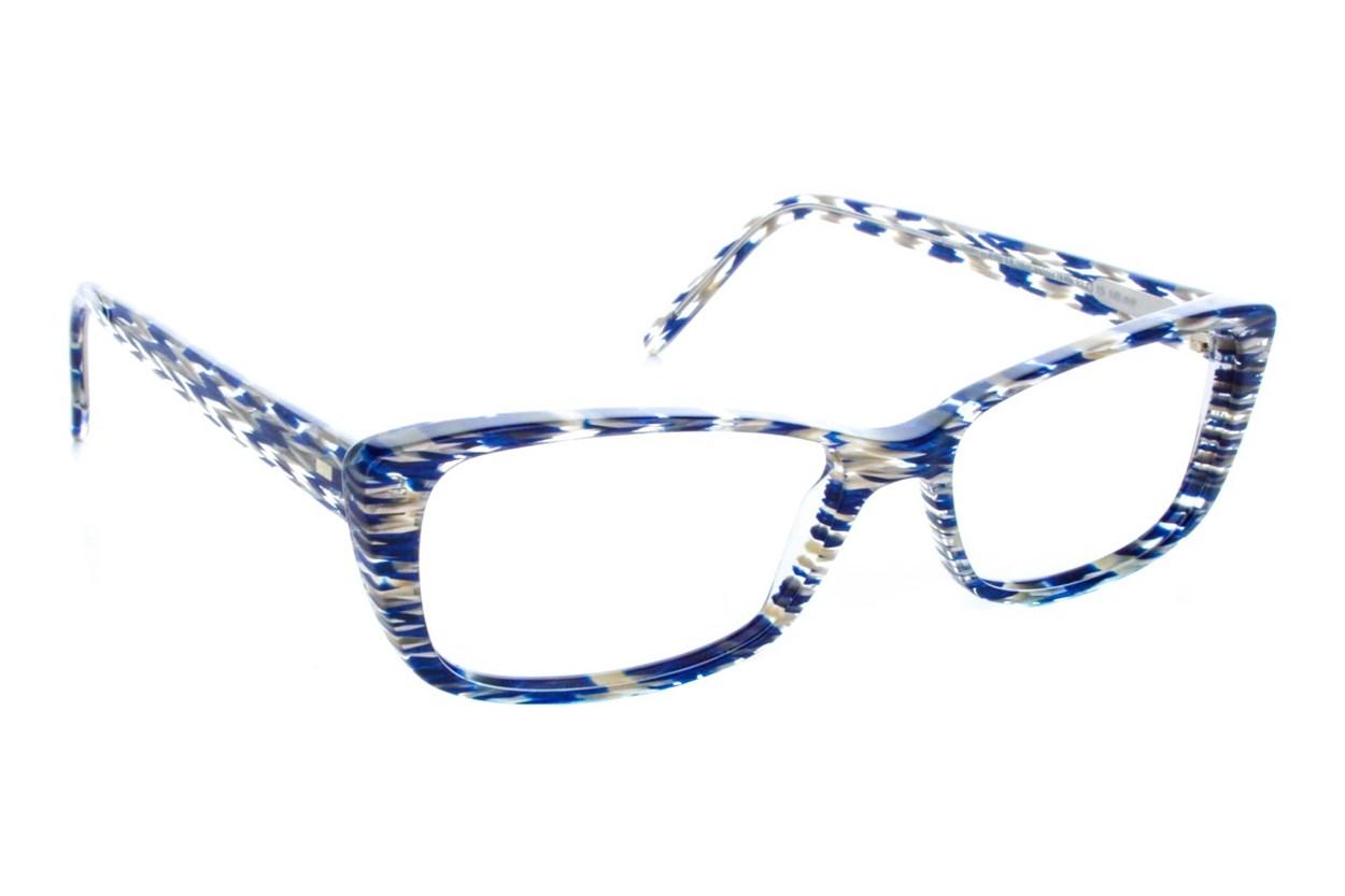 Vanni V1915 Blue Eyeglasses