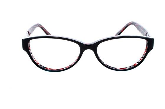Vanni V1873 Black Eyeglasses