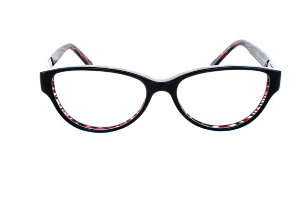 Vanni V1873 Eyeglasses - Black