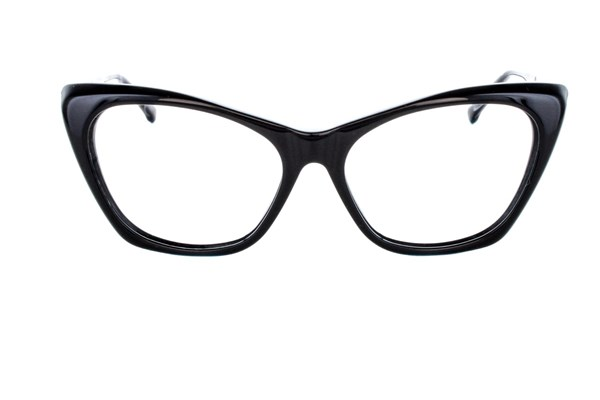 Vanni V3653 Eyeglasses - Black