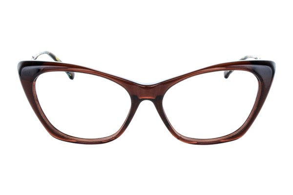 Vanni V3653 Brown Eyeglasses