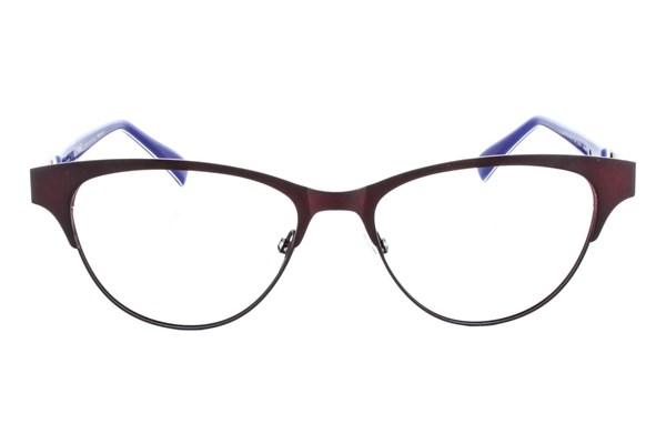 Vanni V8431 Purple Eyeglasses