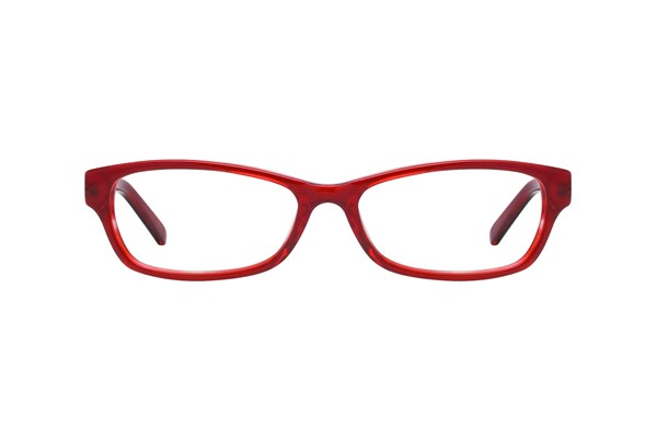 Hello Kitty HK236 Red Eyeglasses