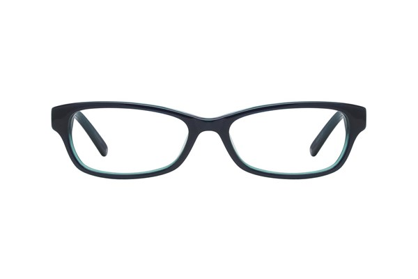 Hello Kitty HK236 Black Eyeglasses