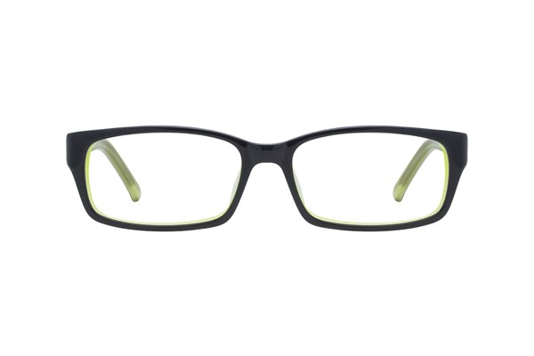 Hello Kitty HK239 Black Eyeglasses