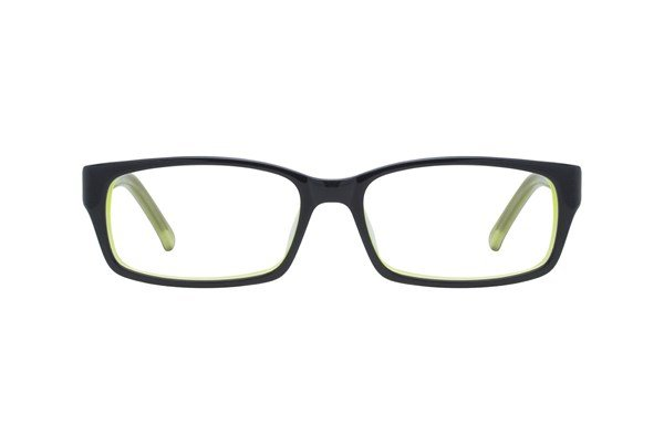Hello Kitty HK239 Eyeglasses - Black