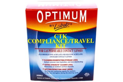 Optimum by Lobob Compliance Travel Kit