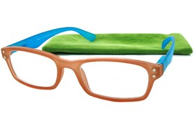 Peepers Swagger Reading Glasses Orange