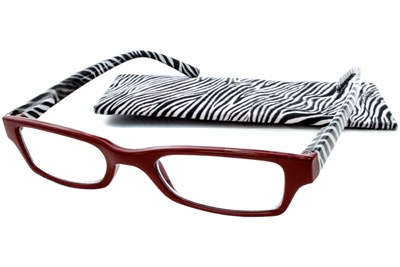 Peepers Pride Rock Reading Glasses Red