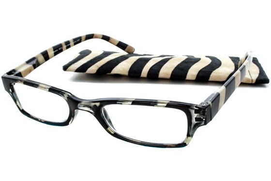 Peepers Pride Rock Reading Glasses Black