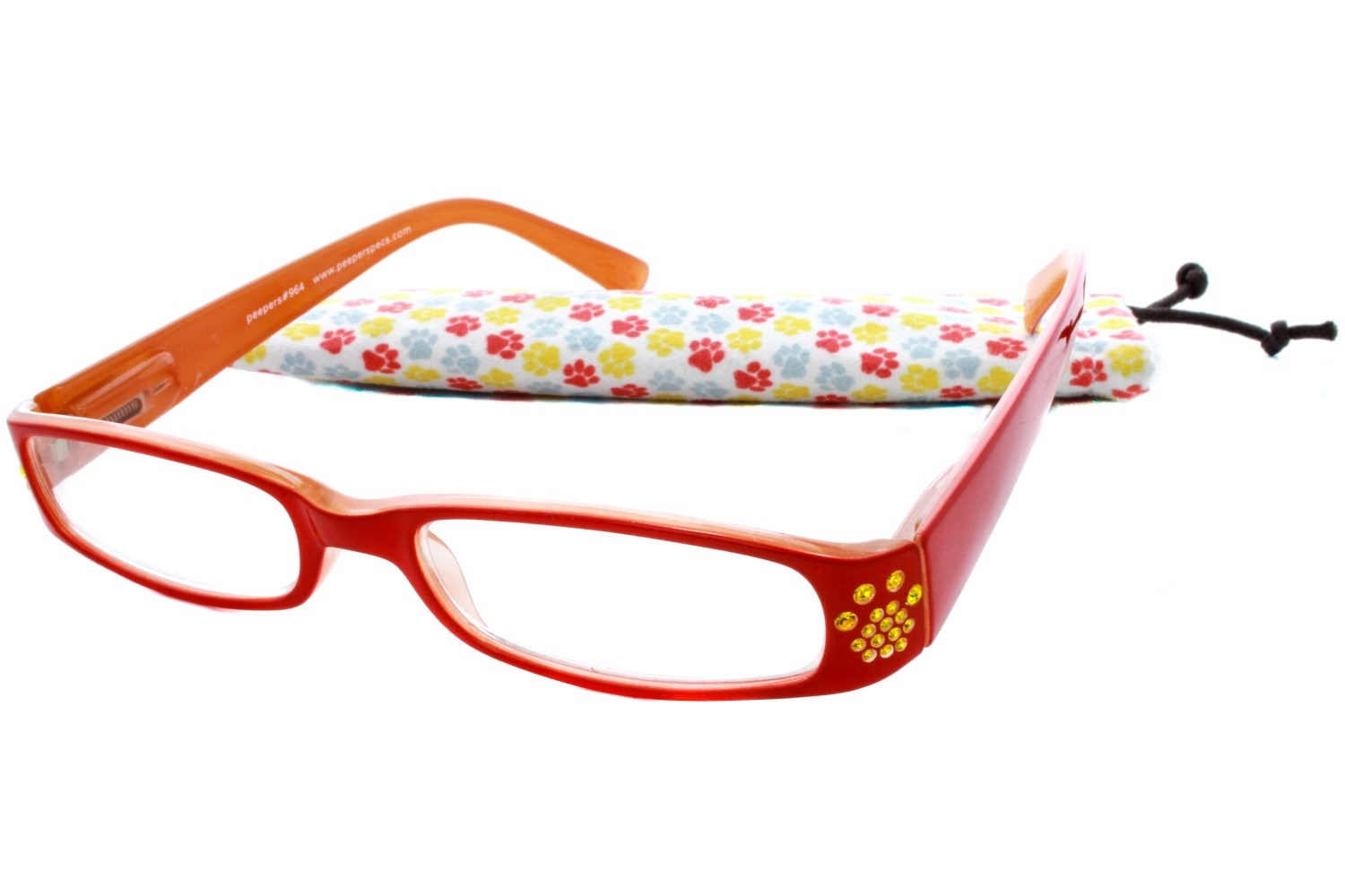 peepers morris foundation reading glasses