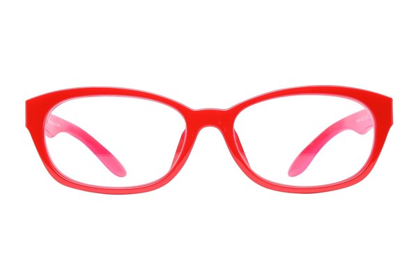 Peepers Good Morning Charlie Reading Glasses Red ReadingGlasses