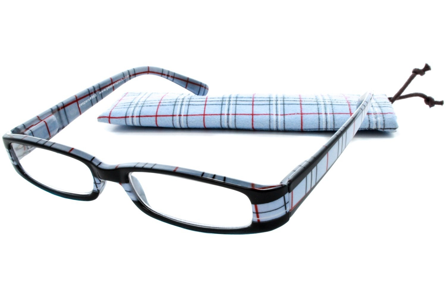 Peepers Morris Foundation Mens Reading Glasses