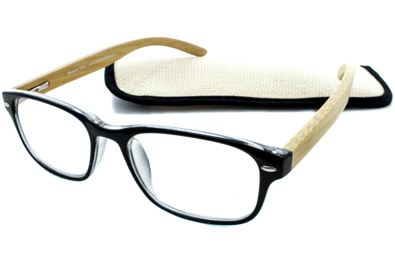 Peepers Bravo Bamboo Reading Glasses