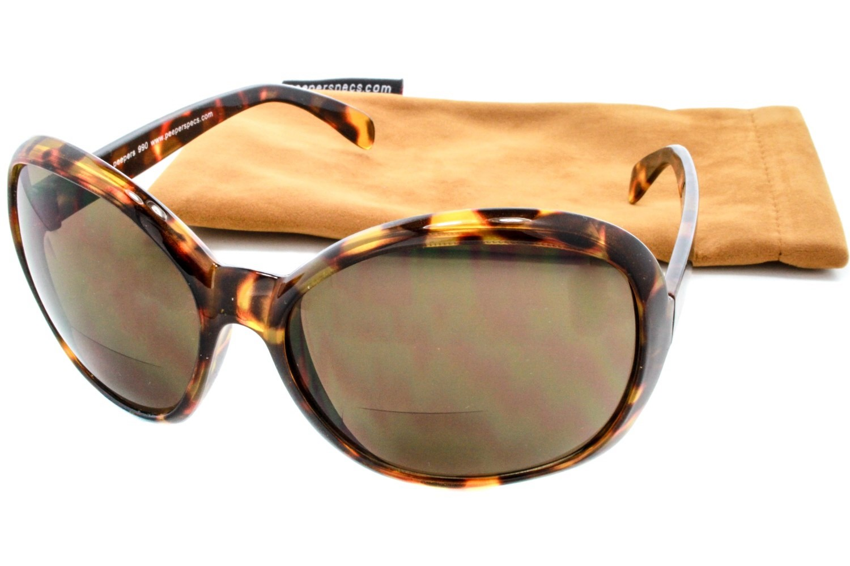 peepers sweet heat womens bifocal sun reading glasses