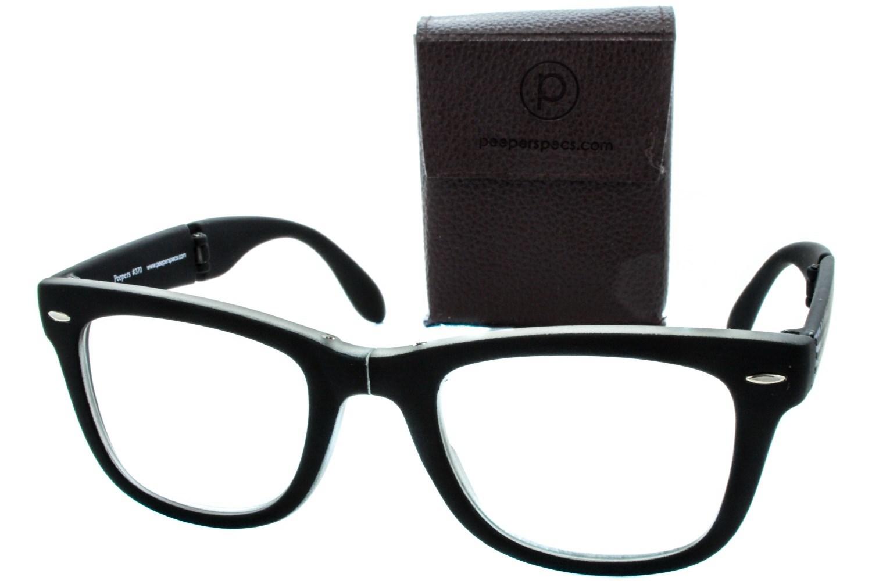 Peepers Centerfold Folding Reading Glasses
