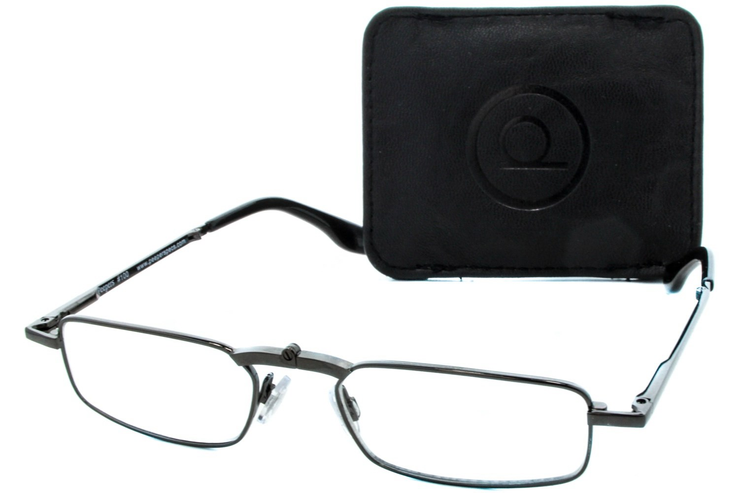 Peepers MacGyver Folding Reading Glasses
