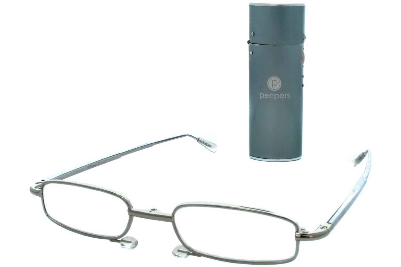 Peepers Periscope Folding Reading Glasses