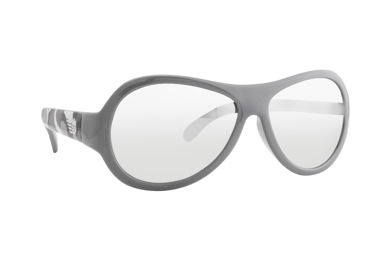 Babiators Polarized Sunglasses for Babies - Pattern Gray Sunglasses