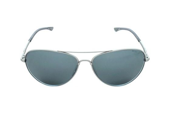 Smith Optics Audible Polarized Silver Sunglasses
