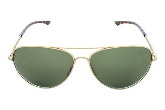 Smith Optics Audible Polarized Gold Sunglasses