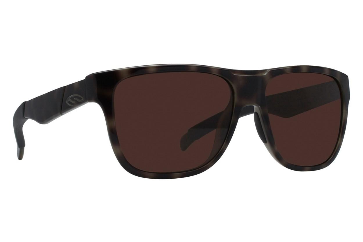 Smith Optics Lowdown Polarized Tortoise Sunglasses