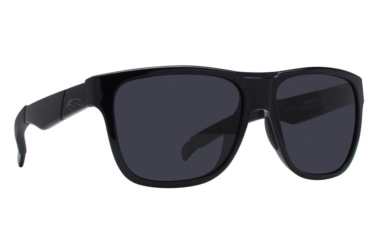 Smith Optics Lowdown Polarized Black Sunglasses