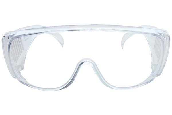 Amcon Utility -Visitor Spectacle Clear ProtectiveEyewear