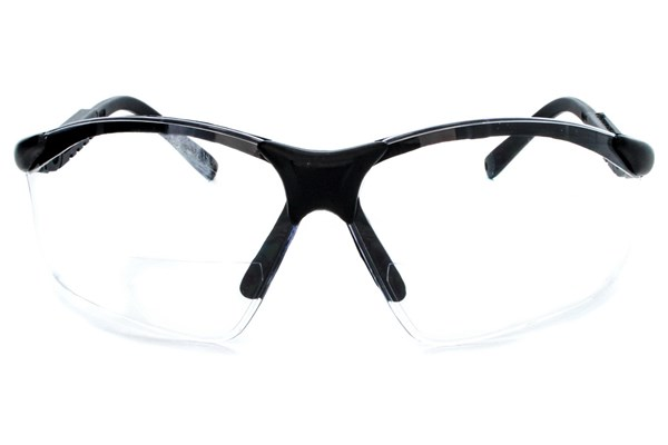 Amcon Scorpion Mag Bifocal Safety Glasses Black ProtectiveEyewear