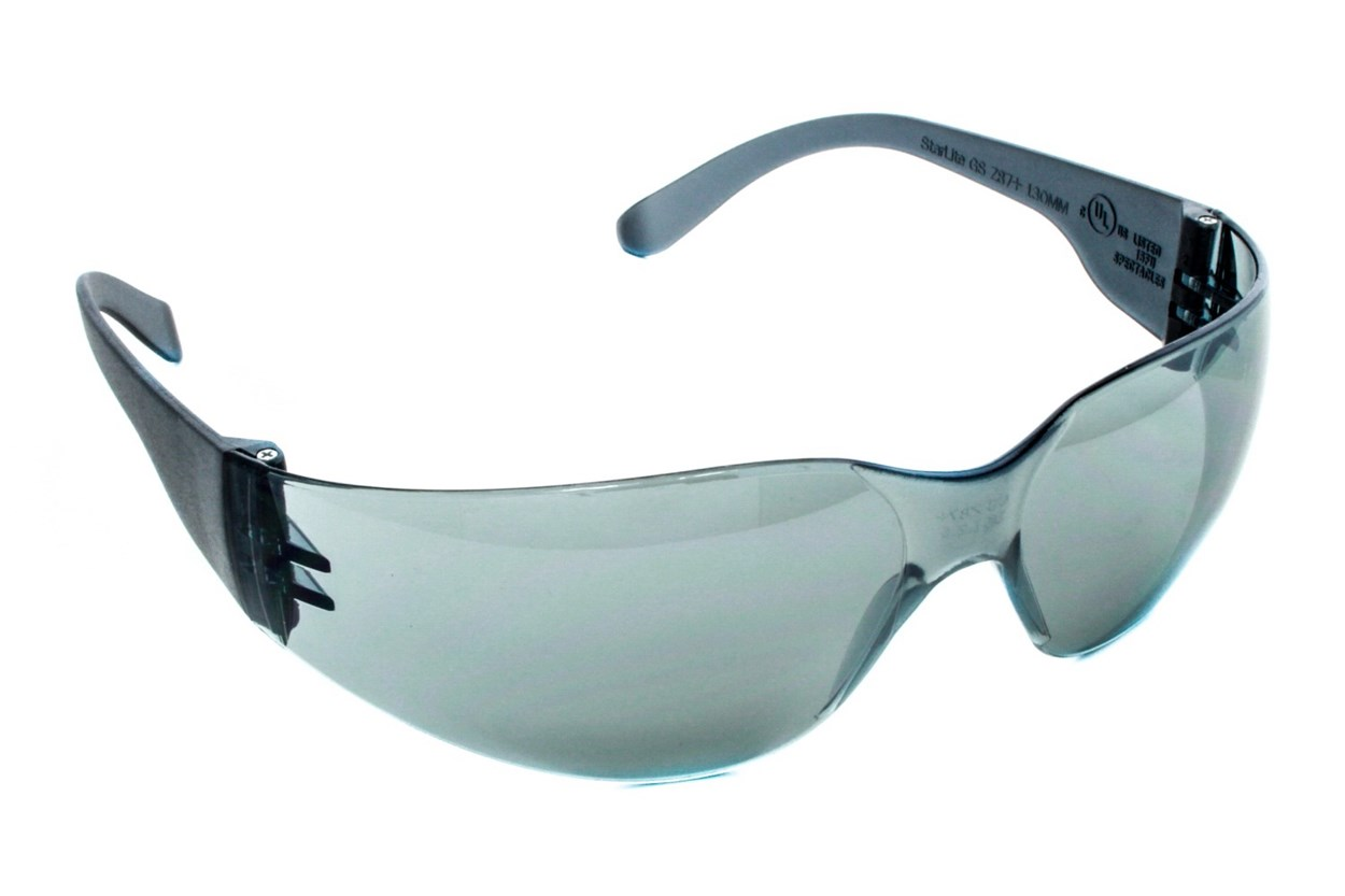 Amcon StarLite Originals Safety Glasses Gray ProtectiveEyewear