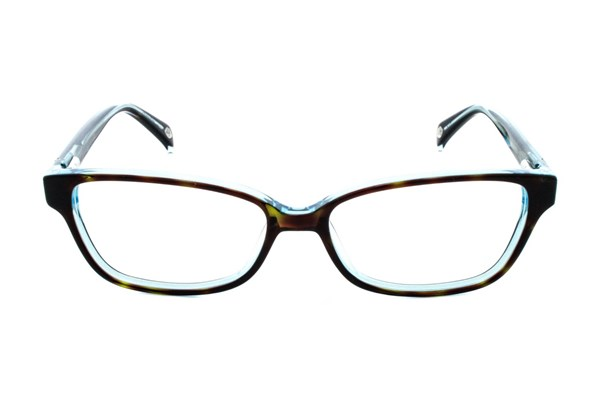 Lulu Guinness L865 Eyeglasses - Blue
