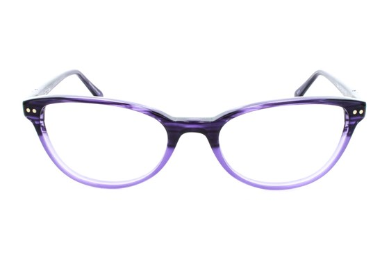Lilly Pulitzer Davie Purple Eyeglasses