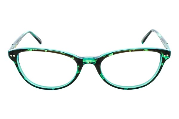 Lilly Pulitzer Davie Eyeglasses - Green