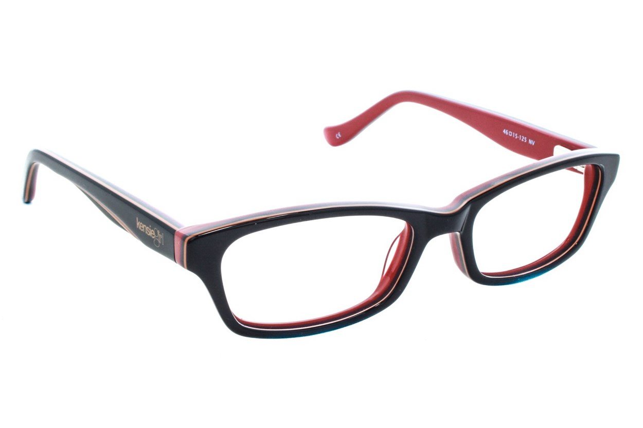 Kensie Girl Dreamer Blue Eyeglasses