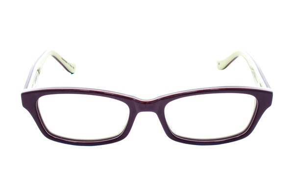 Kensie Girl Dreamer Eyeglasses - Purple