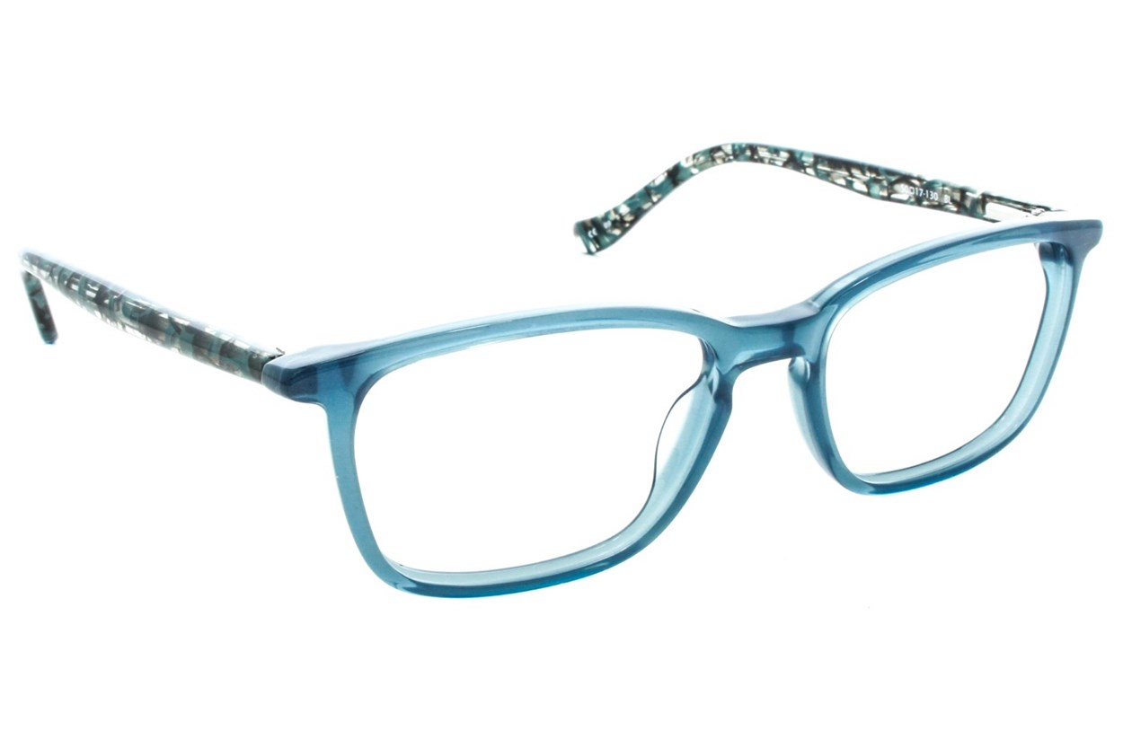 Kensie Effortless Eyeglasses - Blue