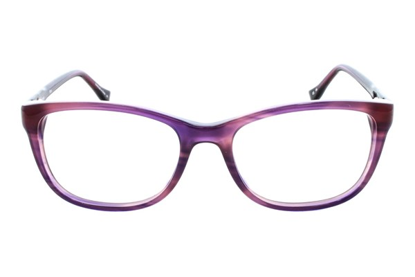 Kensie Foxy Eyeglasses - Purple