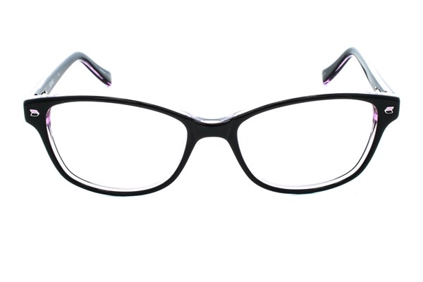 Kensie Kiss Eyeglasses - Black