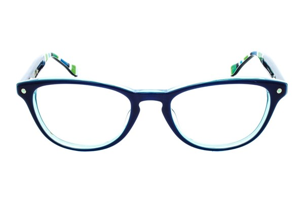 Lilly Pulitzer Laney Blue Eyeglasses