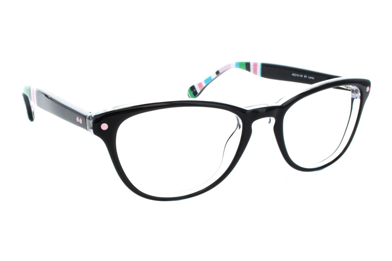 Lilly Pulitzer Laney Black Eyeglasses