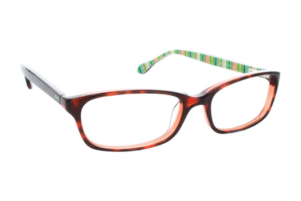 Lilly Pulitzer Linney Brown Eyeglasses