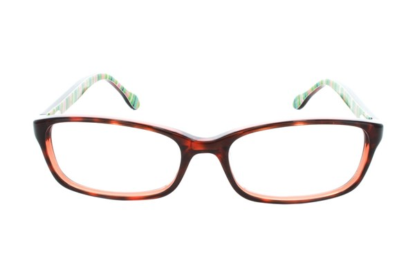 Lilly Pulitzer Linney Brown Eyeglasses