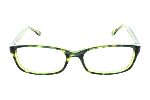 Lilly Pulitzer Linney Eyeglasses - Green