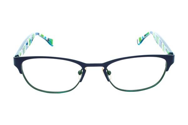Lilly Pulitzer Porter Blue Eyeglasses