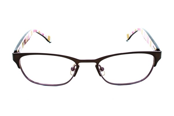 Lilly Pulitzer Porter Brown Eyeglasses